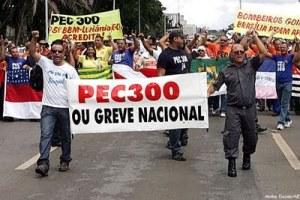 Governo luta para evitar aprovação de PEC que unifica salários das polícias