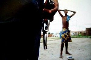 violencia negros
