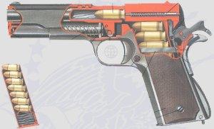 pistola hull