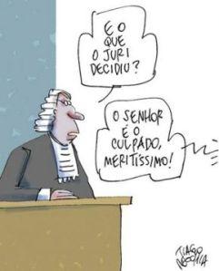 juiz culpado